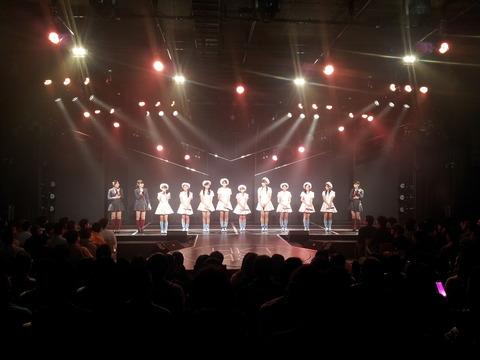 【AKB48G】オールスタンディングのLIVEをもっと増やすべき