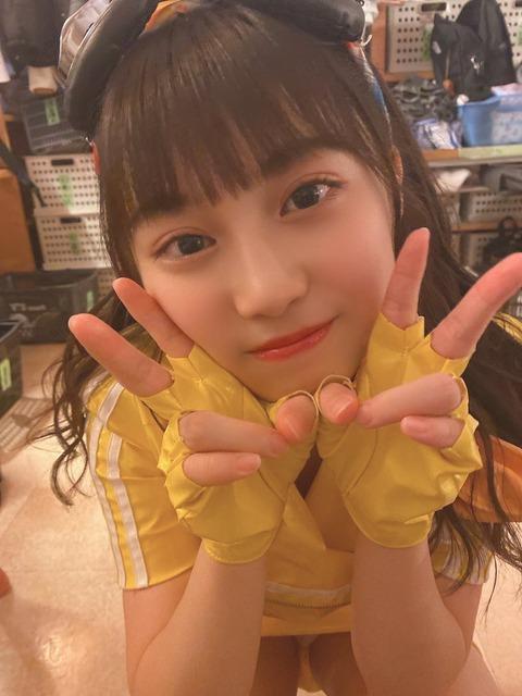 【AKB48】山田杏華たむのパンチラキタ━━━━(゚∀゚)━━━━!!