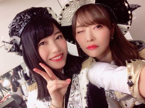 【AKB48】レコード大賞後の、安住アナと横山由依のやり取りが感動的