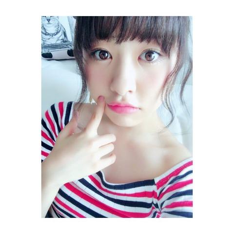 【AKB48】中西智代梨だって黙ってれば可愛いよな?