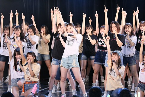 【SKE48】松井珠理奈さん、56thまでAKBシングル選抜に参加しないことが確定