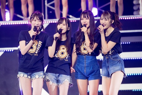 【AKB48G】太ももがいいメンバー教えて