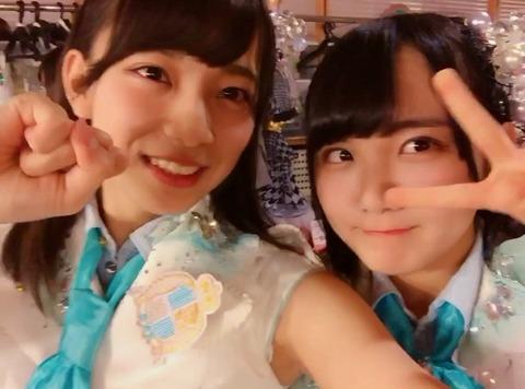 【朗報】後藤萌咲さん、楽屋でたつまきに可愛くないと言われ続けてた田口愛佳を励ます