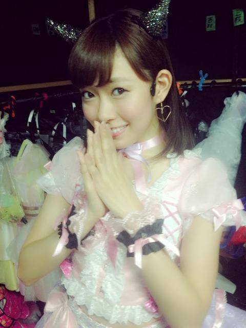 【NMB48】渡辺美優紀「 ファンじゃない人が紛れ込んで悔しいです」