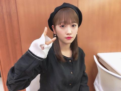 【朗報】川栄李奈が2018年に活躍した俳優、女優で4位に!!!