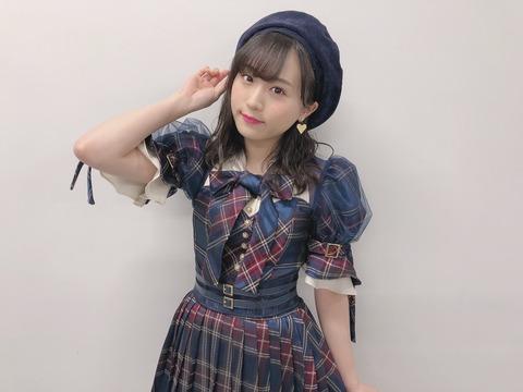 【AKB48】坂口渚沙がゆいりーを食べてしまうwww