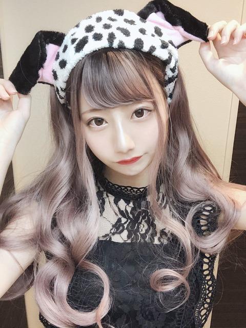 【AKB48】人間ラブドールことチーム8鈴木優香さん、地下アイドル時代の黒歴史w