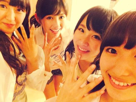 【AKB48】渡辺麻友生誕祭、結果倍率→261.69倍【チームB】