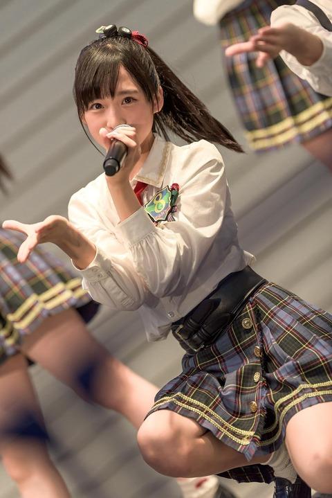 【AKB48】チーム8の小栗有以ちゃんめっちゃ可愛くね??【画像有り】