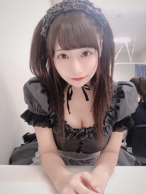 【AKB48】チーム8歌田初夏「新メンバー見たけど、新静岡だけ異次元レベル、あれはプロだわ前に何かやってたのかなあ?」