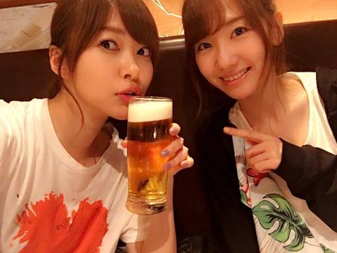 【AKB48G】指原莉乃と柏木由紀はどっちが可愛いのか?【さしゆき】