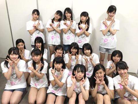 【悲報】AKB48、16期研究生いまだ昇格出来ず・・・最遅昇格5位816日が経過