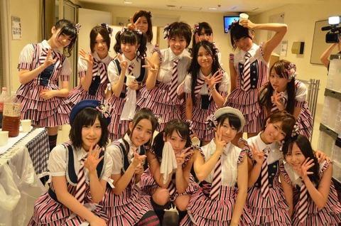 【AKB48】もし今、大場チーム4が再結成されたら最強だよな