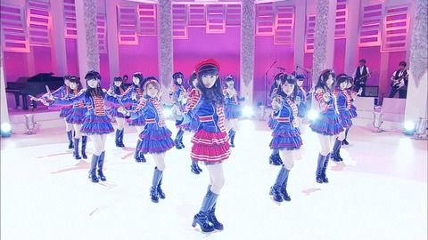 【AKB48】ハート・エレキ選抜の生歌がサマになってる問題