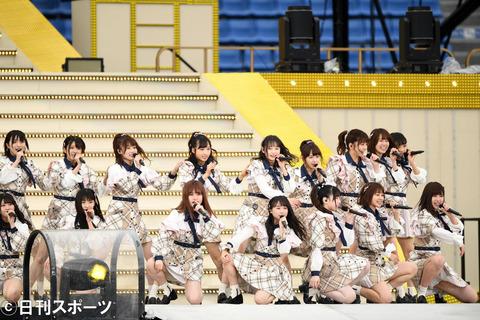 【AKB48G】一般に訴求するルックスを持ってるメンバーと言えば誰?