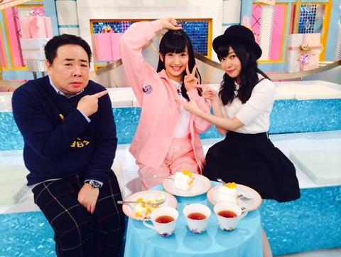 【HKT48】田島芽瑠cがこの先生きのこる道