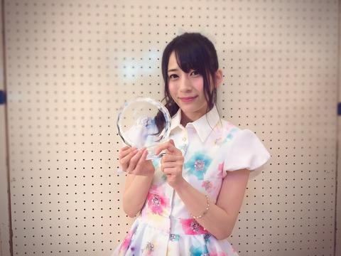 【AKB48】最近影の薄い佐々木優佳里さん、ストーカー被害を告白?