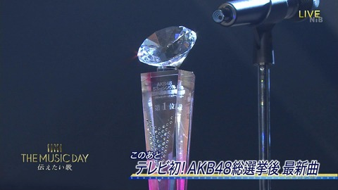 【悲報】SKE48松井珠理奈のヲタ、「珠理奈頑張れ!珠理奈頑張れ!」←これ