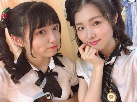 【AKB48】さとちゃんのお〇ぱい【久保怜音】