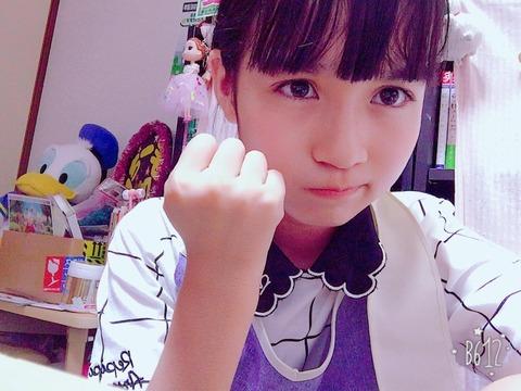 【大事件】HKT48今村麻莉愛ちゃん、SHOWROOMの早朝配信で急におなかが痛くなる