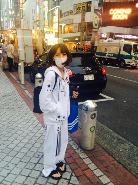 【AKB48G】深夜のドン・キホーテでスウェット姿で買い物してそうなメンバーと言えば誰?