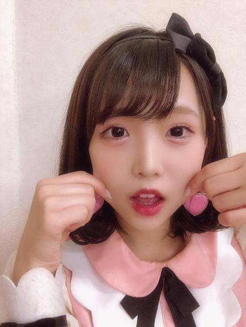 【NMB48】植村梓「アイドルになれてよかったなあ~っとふとおもった」