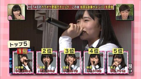 HKT48の歌唱メンって誰やねん