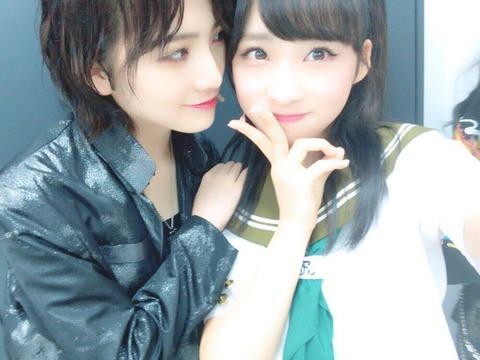 【AKB48】小栗有以「マジムリお見送りで私のファンだと思ってた人達に素通りされる」