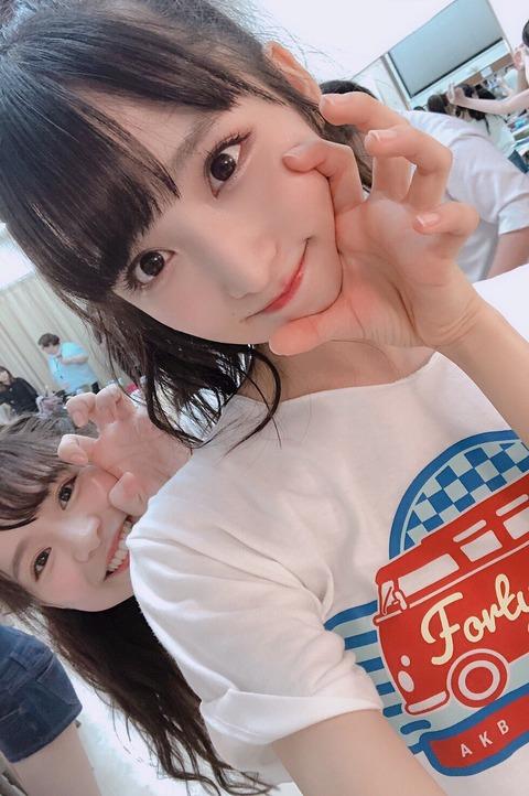 AKB小栗有以!NMB横野すみれ!HKT田中美久!SKE後・・・?
