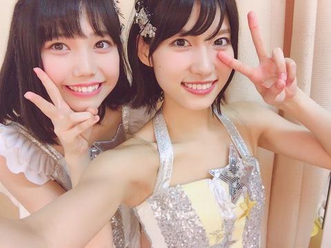 【AKB48】嫁が谷口めぐ or 嫁が長久玲奈どっちがいい?