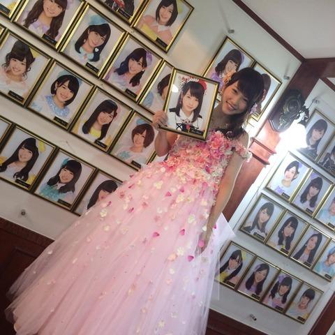 AKB48が川栄李奈を失ったのは痛かったな・・・