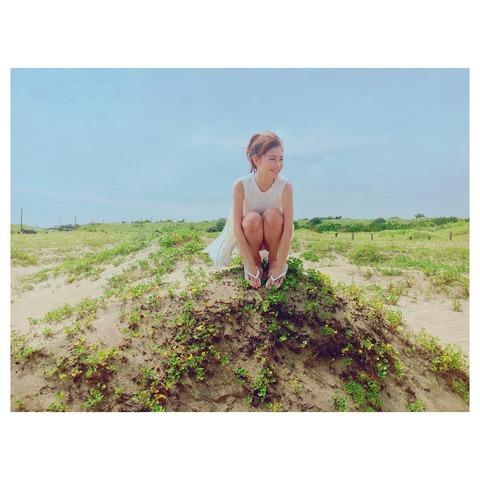 【画像あり】こみはるのパンチラwwwwww【AKB48・込山榛香】