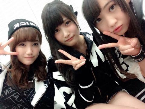 【AKB48】木﨑ゆりあ、加藤玲奈、入山杏奈、この3人の中で誰と付き合いたい?