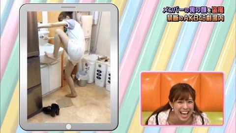 【悲報】小嶋菜月、洗面台で足を洗う所を隠し撮りされても特に話題にならない