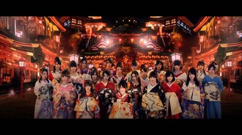AKB48Gの曲の中でお前らが一番回数聞いた曲って何