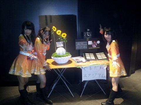【AKB48G】生誕委員の人数でみる現場人気の差が凄い