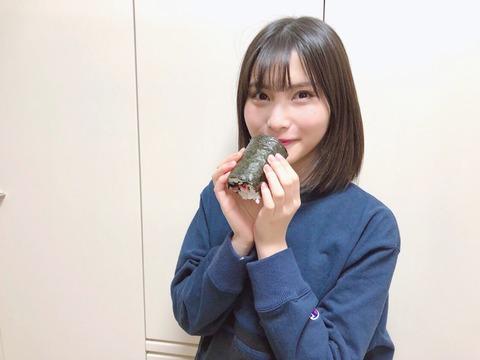 【AKB48G】恵方巻きを美味しそうに食べてたメンバーの画像が集まるスレ【2018】