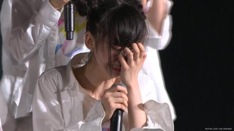【NGT48】荻野由佳が握手会で号泣きwwwwww