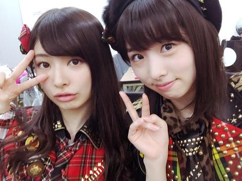 【AKB48】武藤十夢vs岩立沙穂のちょっと意外なライバル関係【12期】