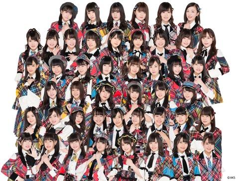 【AKB48】大阪、愛知、福岡、新潟のチーム8メンバーって存在意義あんの?