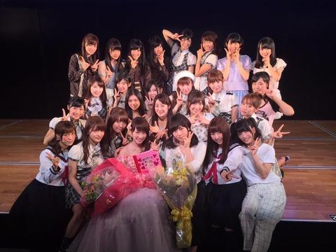 【AKB48】横山A、梅田B、峯岸4を組閣でばらしたのは完全に間違いだった