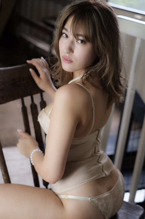 【元AKB48】Fカップ巨乳がグラビア界に本格参戦!BD&DVD発売決定!【平田梨奈】