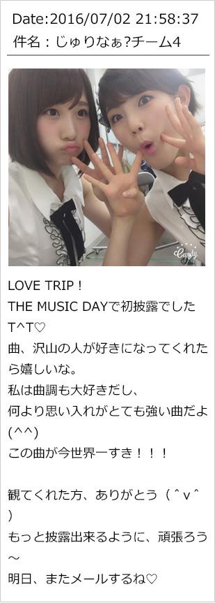 【AKB48G】お前らが今月取ったモバメのメンバーを書いてけ