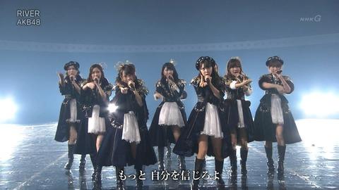 【AKB48】紅白の序列からして夏曲は向井地美音と白間美瑠のダブルセンターになるの?