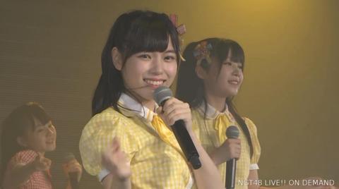 【出張公演】STU48の岩田陽菜ちゃんが可愛かった件