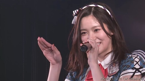 【AKB48】チーム8中野郁海さんがいつの間にか綺麗なお姉さんになってる