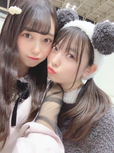 【AKB48】若手メンバーが平日昼間のイオンモールで目的の分からないチラシ配りをする