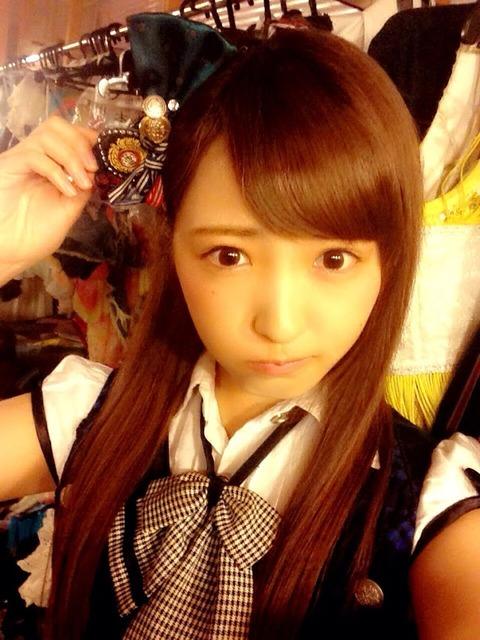 【AKB48】相笠萌「一番欲しいものは、『人気』」