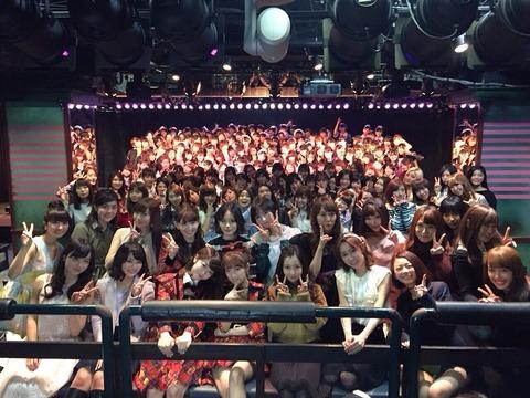 【AKB48G】お前ら300人以上いるメンバーの中で顔見ただけで名前分かるの何人くらい?