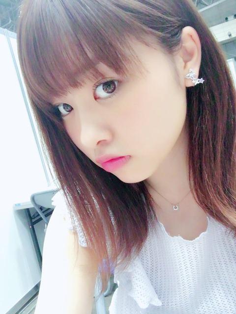 【AKB48】選挙前の中西智代梨「今年は選対が奮起してアンダー位に入れそう」